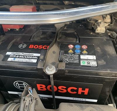 BOSCH S95バッテリー